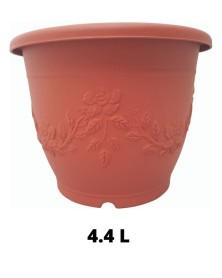 AF1240-11 Pot European Marron 4.4L