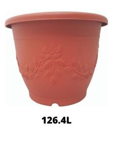AF1750-11 Pot European Marron 126.4L