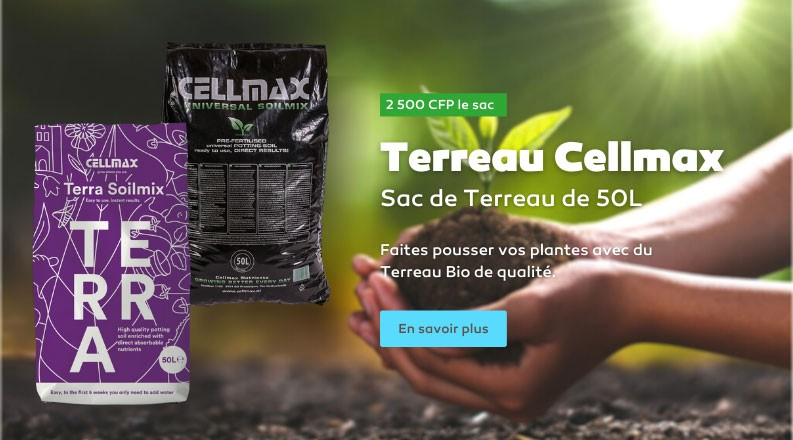 Sac de Terreau Cellmax de 50L